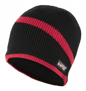 Toyota Gazoo Racing WRC Adults Knitted Beanie - Black